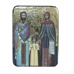 Άγιοι Ραφαήλ, Νικόλαος & Ειρήνη