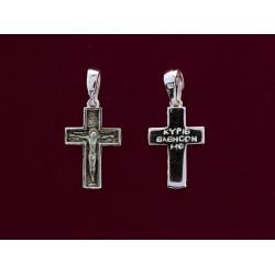 Ασημένιος σταυρός 9101-A