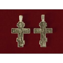 Ασημένιος σταυρός 9103-Α