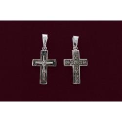 Ασημένιος σταυρός 9104-A