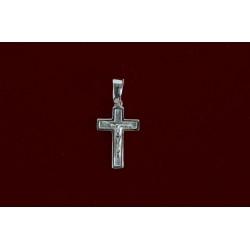Ασημένιος σταυρός 9110-Α