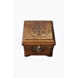 Ξύλινο κουτί ICXCNIKA