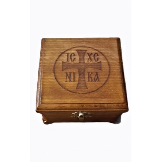 Ξύλινο κουτί ICXCNIKA 2