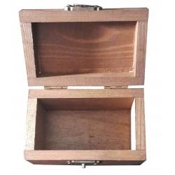 Ξύλινο κουτί - Άγιος Νεκτάριος