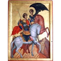 Άγιος Δημήτριος & Άγιος Γεώργιος