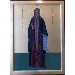 Όσιος Δαυΐδ ο εν Θεσσαλονίκη
