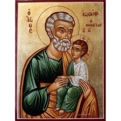 Άγιος Ιωσήφ ο Μνήστωρ