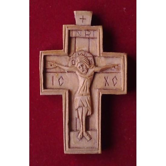 Ξυλόγλυπτος σταυρός