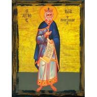 Άγιος Ιώβ ο πολύαθλος