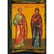 Άγιοι Ιωακείμ & Άννα