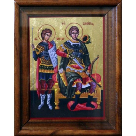 Άγιος Δημήτριος & Άγιος Νέστορας