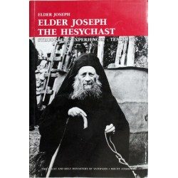 Elder Joseph the Hesychast