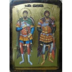 Οι Άγιοι Θεόδωροι