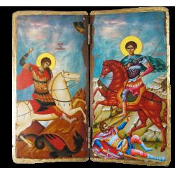Άγιος Δημήτριος - Άγιος Γεώργιος