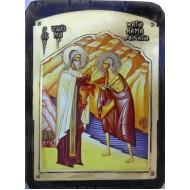 Άγιος Ζωσιμάς & Αγία Μαρία η Αιγυπτία