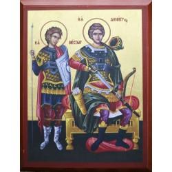 Άγιος Δημήτριος & Άγιος Νέστωρ