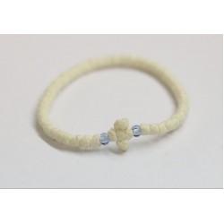 Κομποσχοίνι 33αρι - Λευκό
