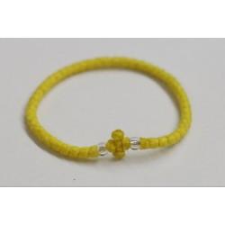 Κομποσχοίνι 33αρι - Κίτρινο