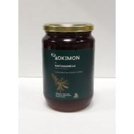 Αγιορείτικο μέλι καστανιάς Ι.Μ. Βατοπαιδίου