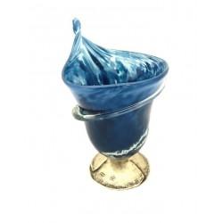 Καντηλόκουπα φυσητό γυαλί