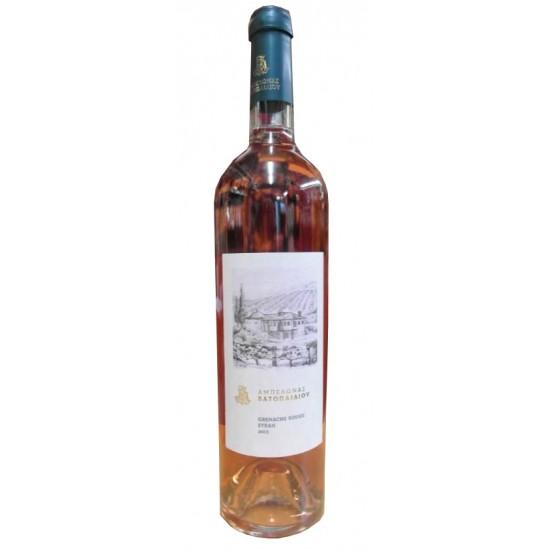 Αμπελώνας Βατοπαιδίου - οίνος Ροζέ